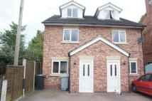 semi detached property to rent in Henry Street, Haslington...
