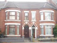 1 bed Flat to rent in 258 Nantwich road, CREWE...
