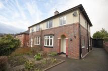 3 bed semi detached home in The Avenue...