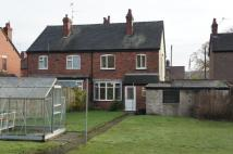 semi detached home in Tean Road, CHEADLE ST10