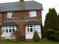 semi detached property to rent in Moblake, AUDLEM CW3