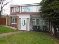 4 bedroom semi detached home in Templemore Drive...