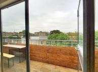 Penthouse to rent in ELLINGFORT ROAD, London...