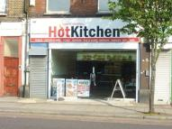 602 Lea Bridge Road Restaurant to rent