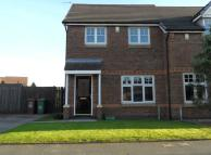 3 bed semi detached home to rent in Makerfield Drive...