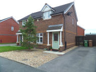 2 bedroom semi detached property in Makerfield Drive...
