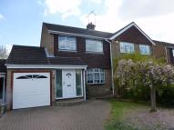 3 bedroom semi detached home for sale in Norman Close, Wigmore...