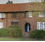 Terraced property in Silkstream Road, Edgware...