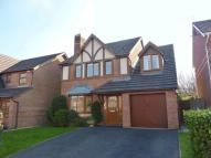 Detached home for sale in 2 Derwen Las Broadlands...