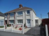 semi detached house in Tanyrallt Avenue...