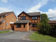 Detached property for sale in Picton Gardens Bridgend...