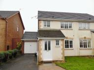 Cwrt semi detached house to rent