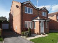 2 bed semi detached home in Brambling Mews, Morley...