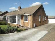 Semi-Detached Bungalow in Croft House Grove, Leeds