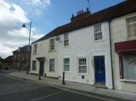 Terraced home in Market Place, Westbury