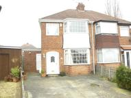 2 bed semi detached house in Sunleigh Grove...