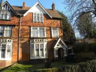 Studio apartment to rent in Strensham Hill, Moseley