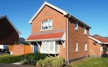 2 bed semi detached house in Simpson Close...