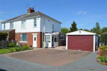 3 bed semi detached property for sale in Storeys Lane...