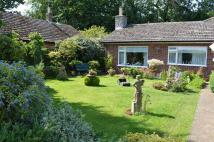 Detached Bungalow in Hall Lane, Burgh Le Marsh
