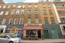Covent Garden Flat to rent