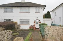 semi detached house to rent in Lullington Garth...