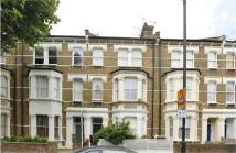 Flat in Fernhead Road, London