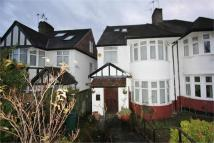 semi detached property in Holders Hill Avenue...