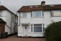Meadow Gardens semi detached property to rent