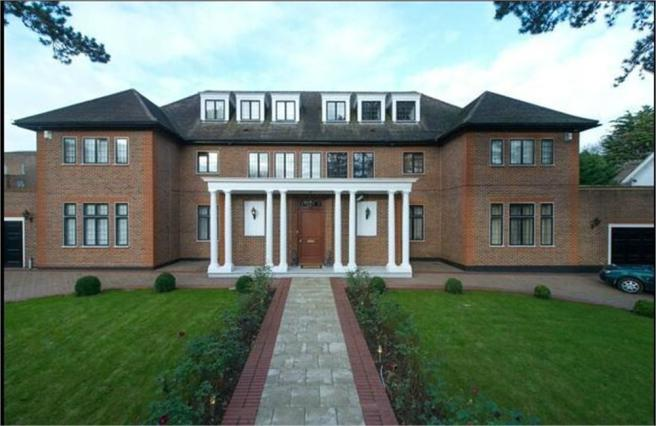 bedroom detached house for sale in brampton grove hendon nw4