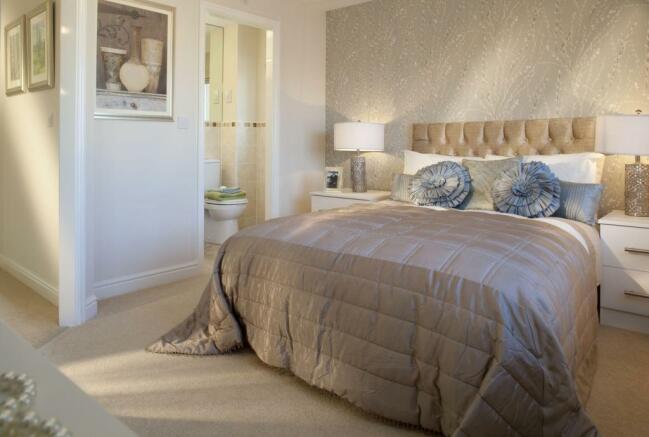 Four bedroom Winstone home