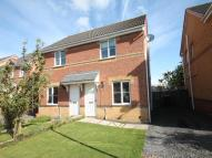 2 bed semi detached house in St. Ives Gardens...