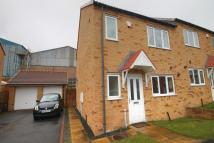 semi detached house in Gayle Court, Consett, DH8