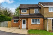 3 bed End of Terrace home in Richens Drive, Carterton
