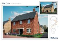 4 bed new property in The Cam, Swinbrook Road...