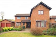 Detached property for sale in Heol Coflorna Merthyr...