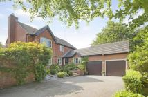 4 bedroom Detached house in Bailey Close, Pewsey...