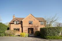 4 bed Detached house in Hazel Close, Marlborough...