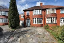 5 bedroom semi detached property for sale in Lincoln Drive, Prestwich...
