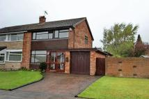 3 bedroom semi detached house for sale in Harris Drive, Unsworth...