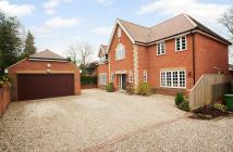 6 bed Detached property for sale in Woodridge, Newbury...