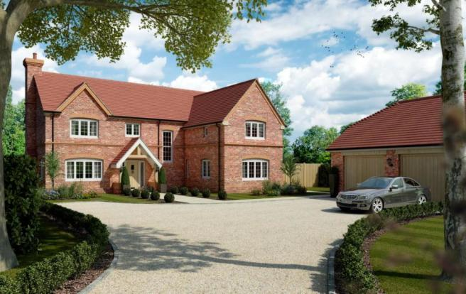 5 bedroom detached house for sale in garden close lane newbury berkshire rg14 rg14