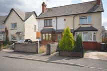2 bedroom semi detached home in Pengwern Road, Ely...