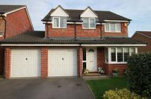 Detached house in Manor Lane, Verwood