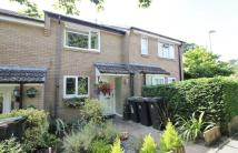 Terraced home in Cotswold Close, Verwood