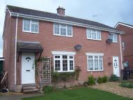 Old Barn Road semi detached property to rent