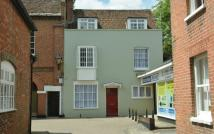 Town House in CORN MARKET, Wimborne...