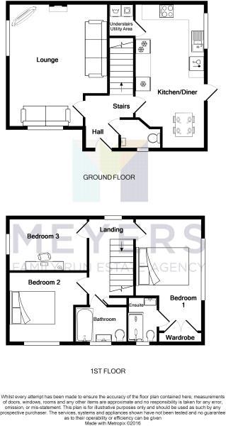 BW Floorplan