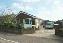 Detached Bungalow for sale in Brixington Lane, EXMOUTH
