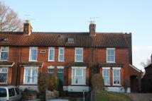 3 bed Terraced house to rent in NORWICH ROAD, WROXHAM